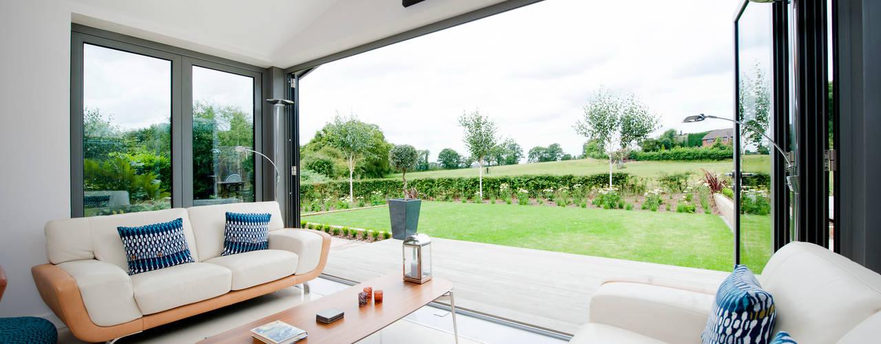 Modern Kitchen / Lounge Extension by ROCOCO Сучасний