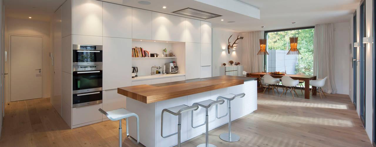rother küchenkonzepte + möbeldesign Gmbh의  주방