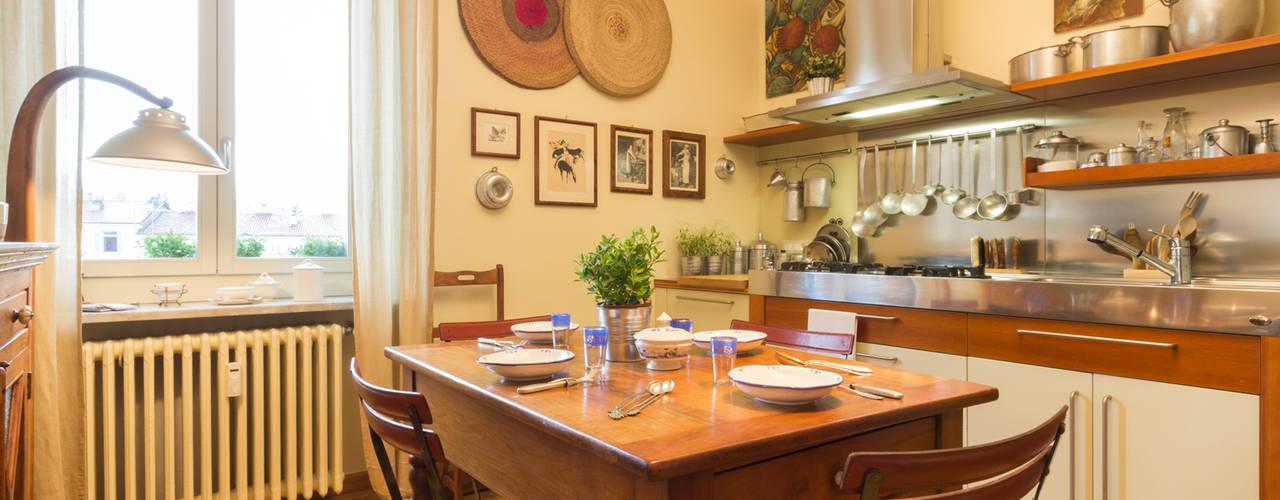 Kitchen by Filippo Fassio Architetto