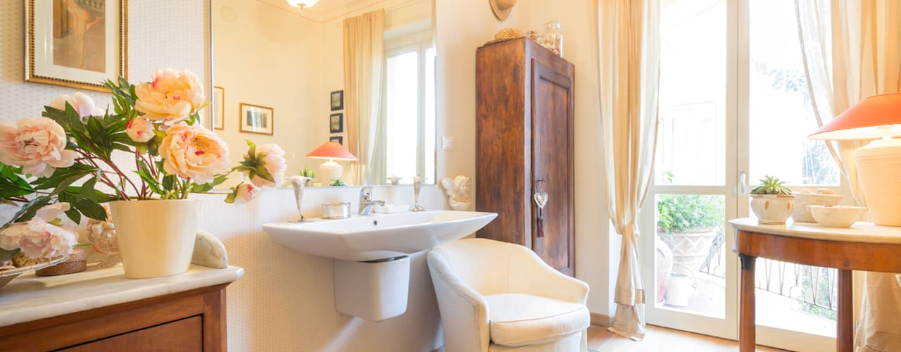 Salle de bain moderne par Filippo Fassio Architetto Moderne