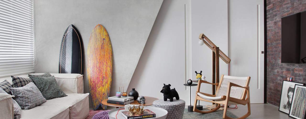 Moderne Wohnzimmer Von Studio Ro+ca