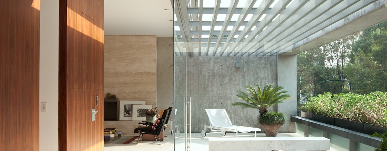 Polanco Penthouse by Gantous Arquitectos Сучасний