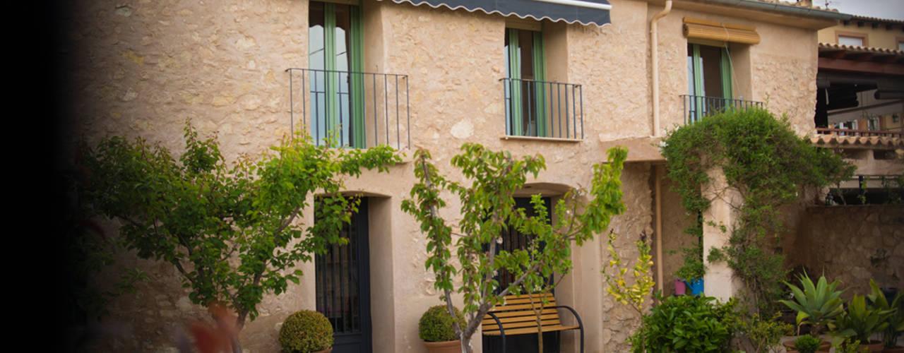 Casas campestres por DMP arquitectura Campestre