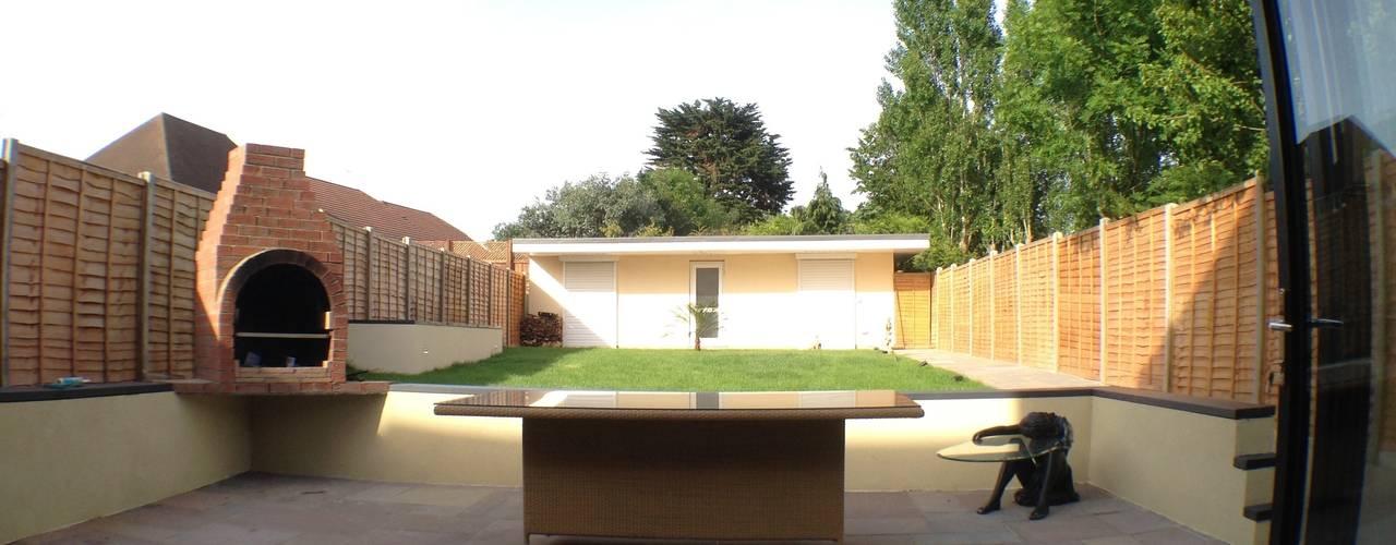 حديقة تنفيذ Progressive Design London