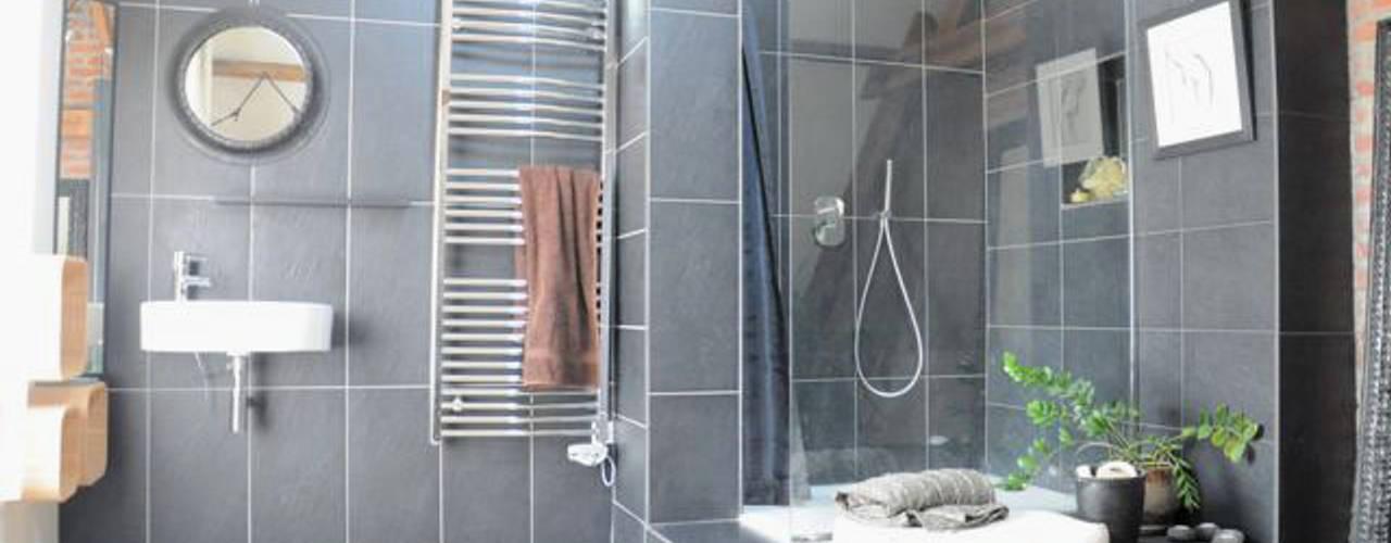 Baños de estilo  por idée ô logis