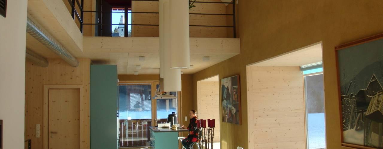 Гостиная в . Автор – Architekturbüro Reinberg ZT GmbH,