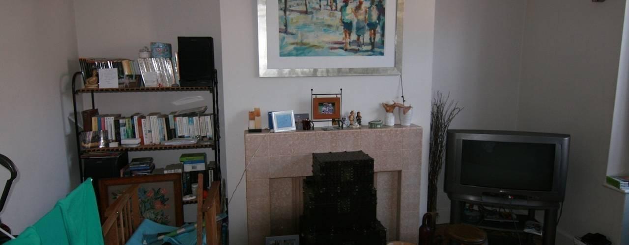 Leys Avenue Project de Katie Malik Interiors Moderno