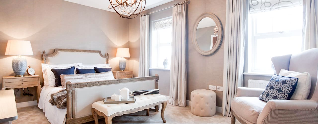 Montford Place: Classic Bedroom By Etre