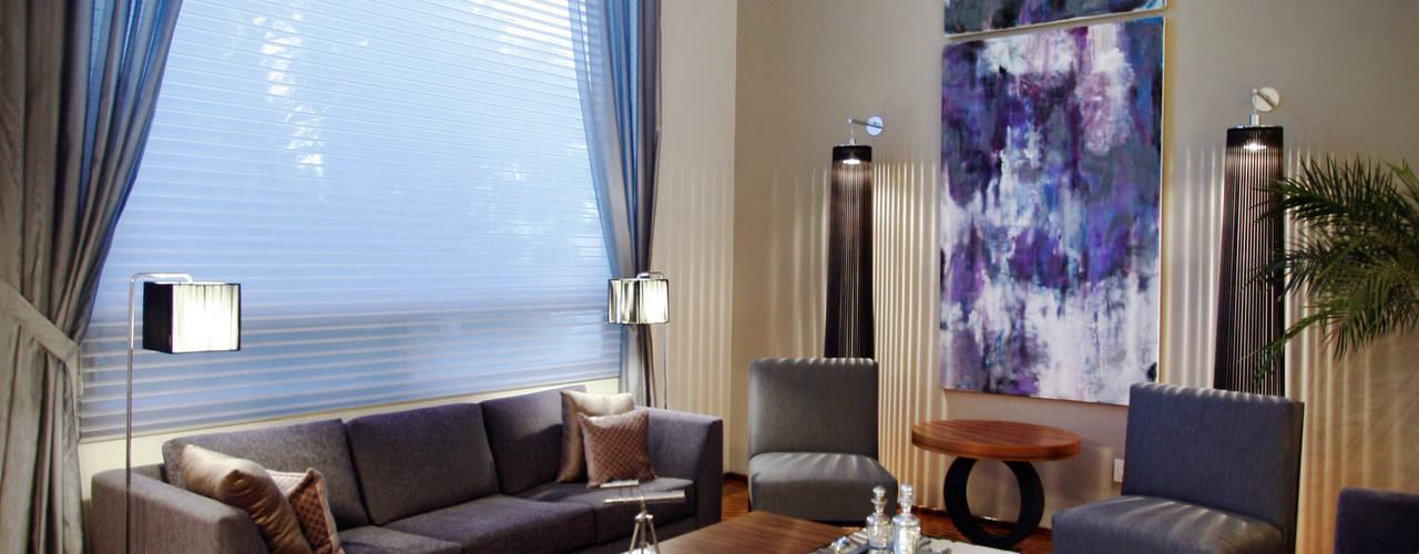 Salas de estilo  por Concepto Taller de Arquitectura