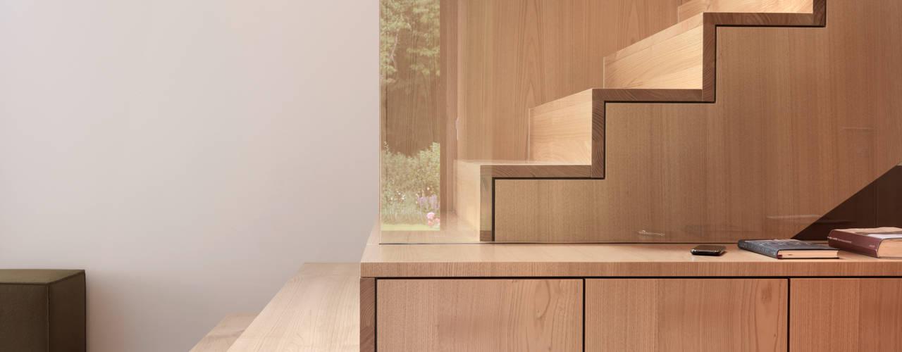 nimmrichter architekten ETH SIA AGが手掛けた廊下 & 玄関