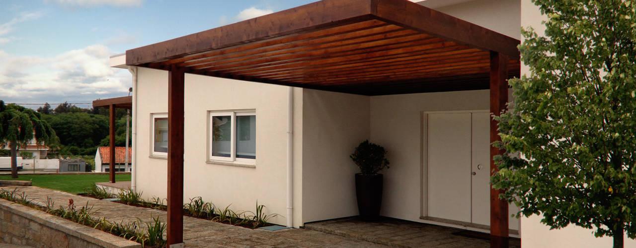 Casas de estilo clásico por EVA | evolutionary architecture