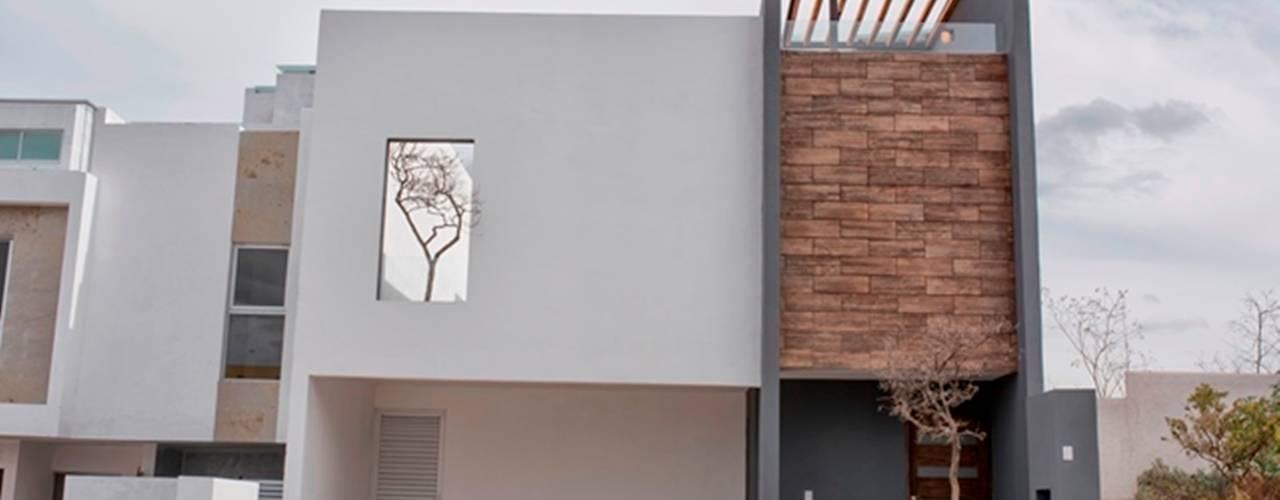 Projekty,  Domy zaprojektowane przez JF ARQUITECTOS