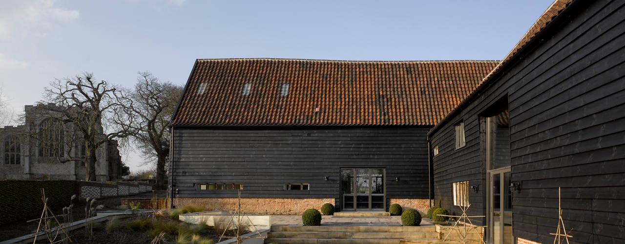 Chantry Farm Rustieke huizen van Hudson Architects Rustiek & Brocante