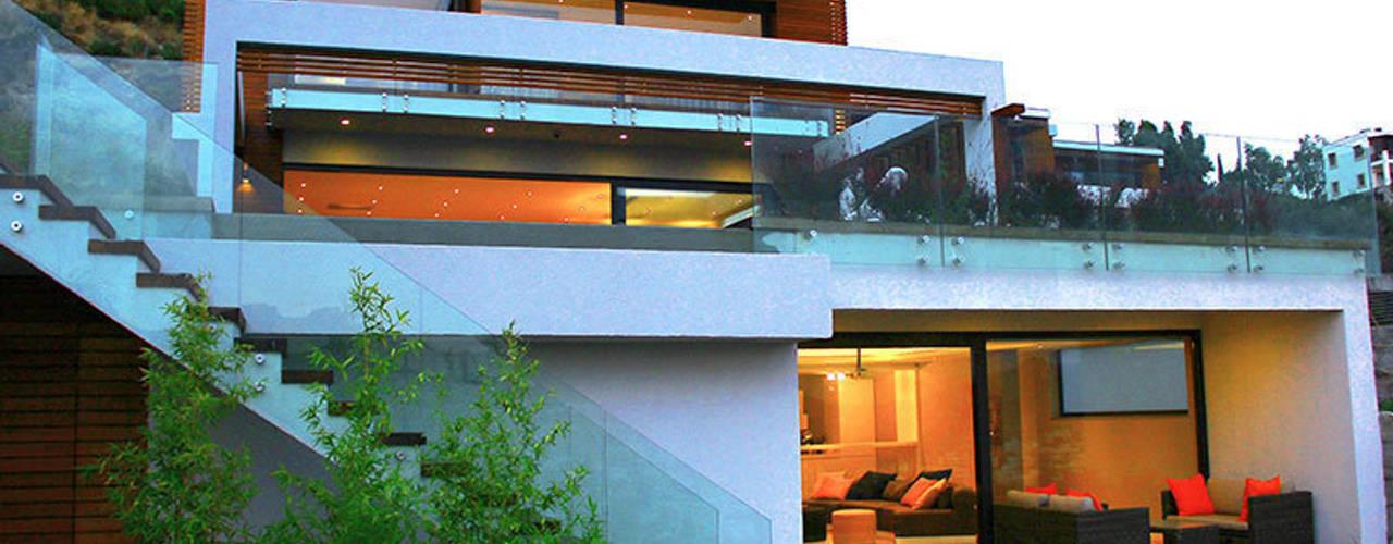 ZEN BODRUM Modern Evler ARTHUR&MILLER Modern