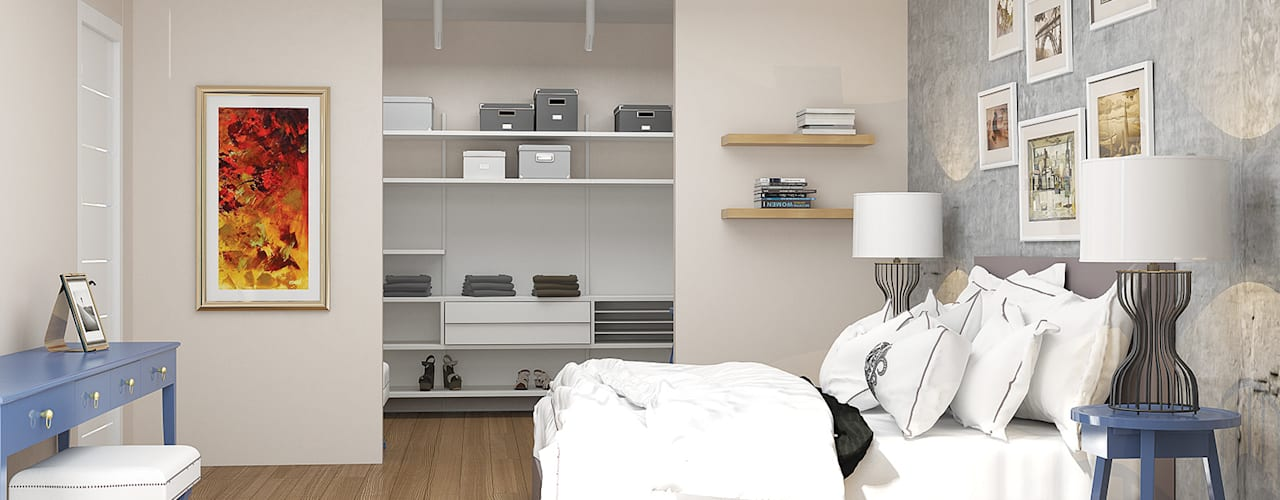 臥室 by ARTHUR&MILLER