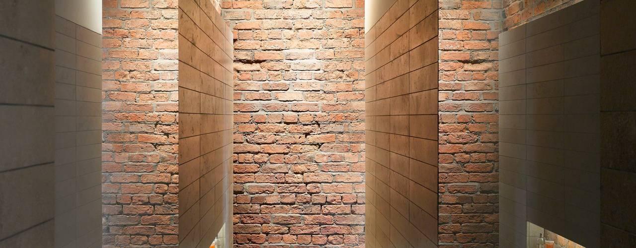 Baños de estilo  por Donald Architecture, Minimalista