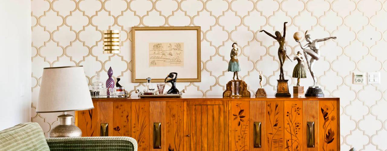 CARMELLO ARQUITETURA SalonesAccesorios y decoración