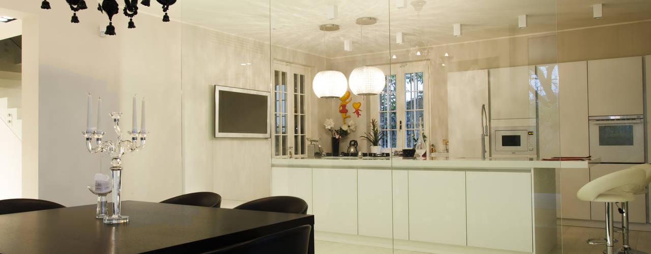 Cozinhas minimalistas por luogo comune