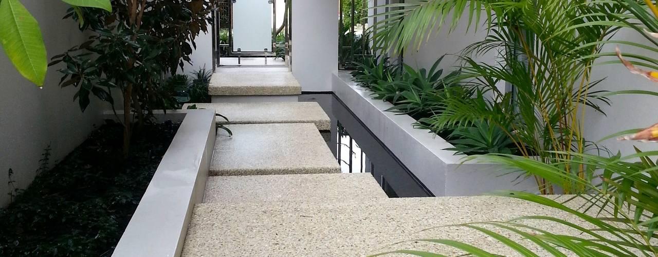 14 Air Mancur Modern Untuk Halaman Dan Pintu Masuk Rumah Anda