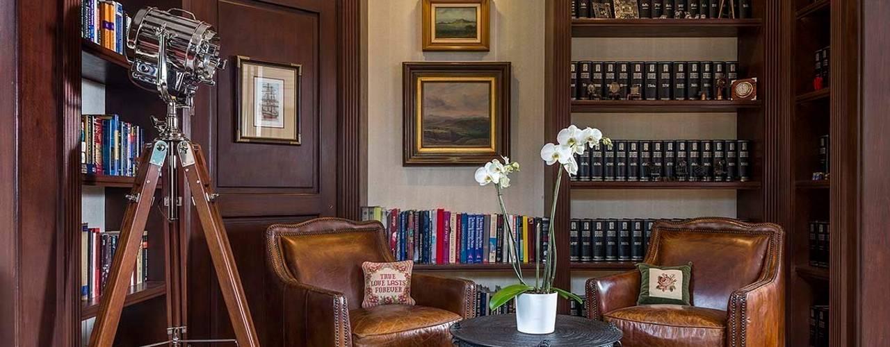 Estudios y despachos de estilo clásico por MARIANGEL COGHLAN