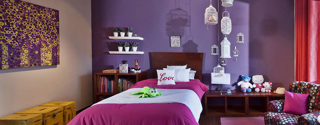 Laurel Dormitorios infantiles modernos de MARIANGEL COGHLAN Moderno
