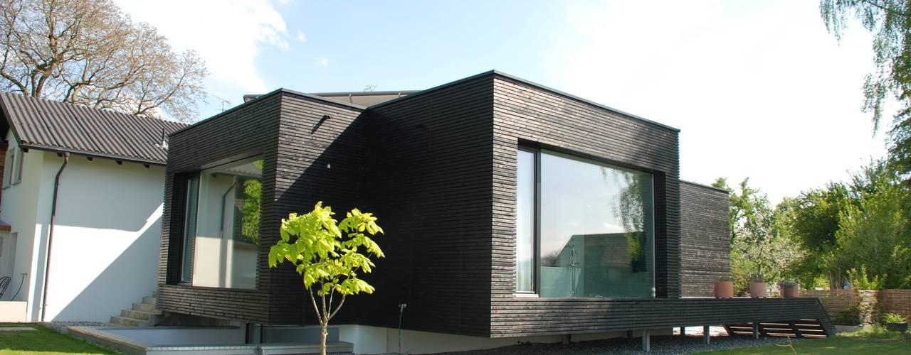 Casas modernas por schroetter-lenzi Architekten Moderno