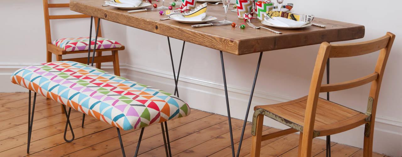 8 fabulosas ideas para decorar comedores pequeños