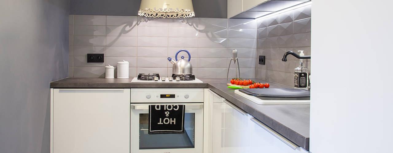 Cozinhas  por Pink Pug Design Interior