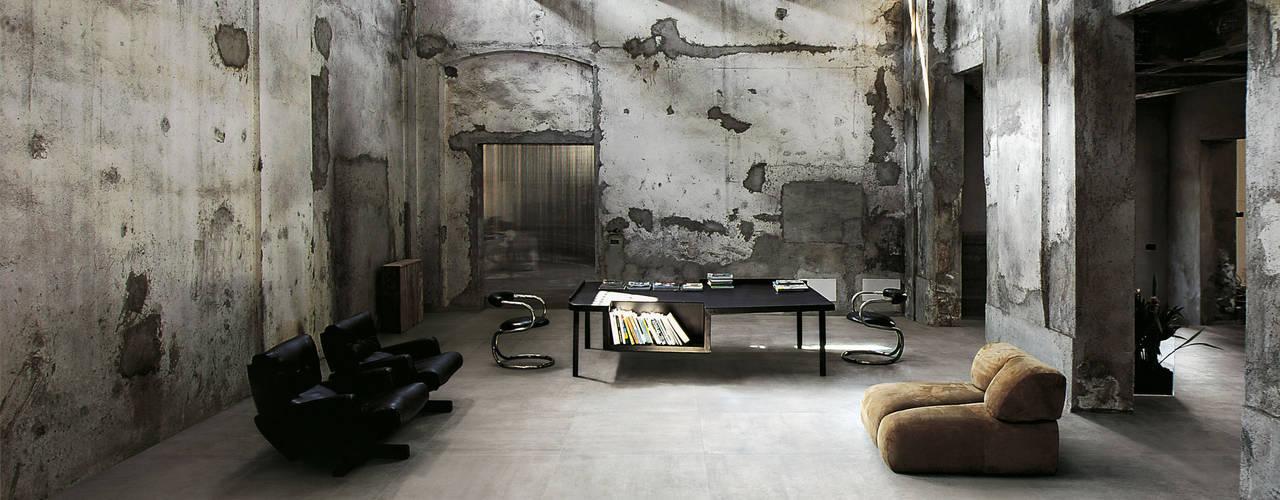 Collezione REVSTONE: Pareti & Pavimenti in stile  di Ceramica Sant'Agostino