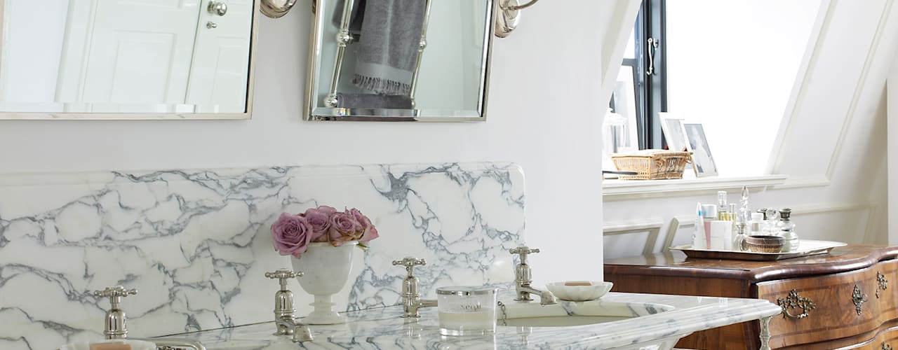 de estilo  por Drummonds Bathrooms