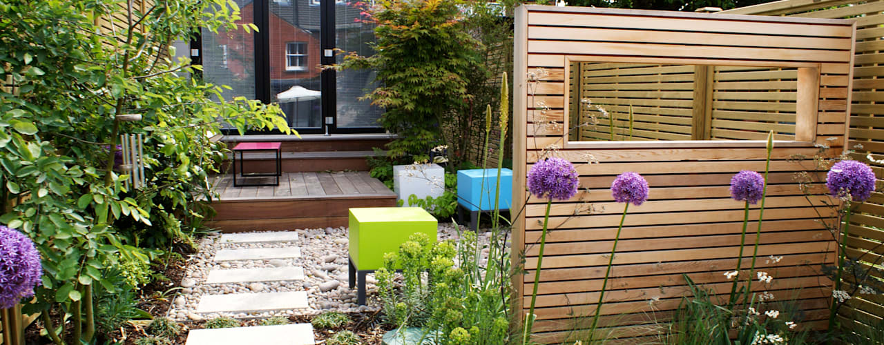 Garden by Rosemary Coldstream Garden Design Limited