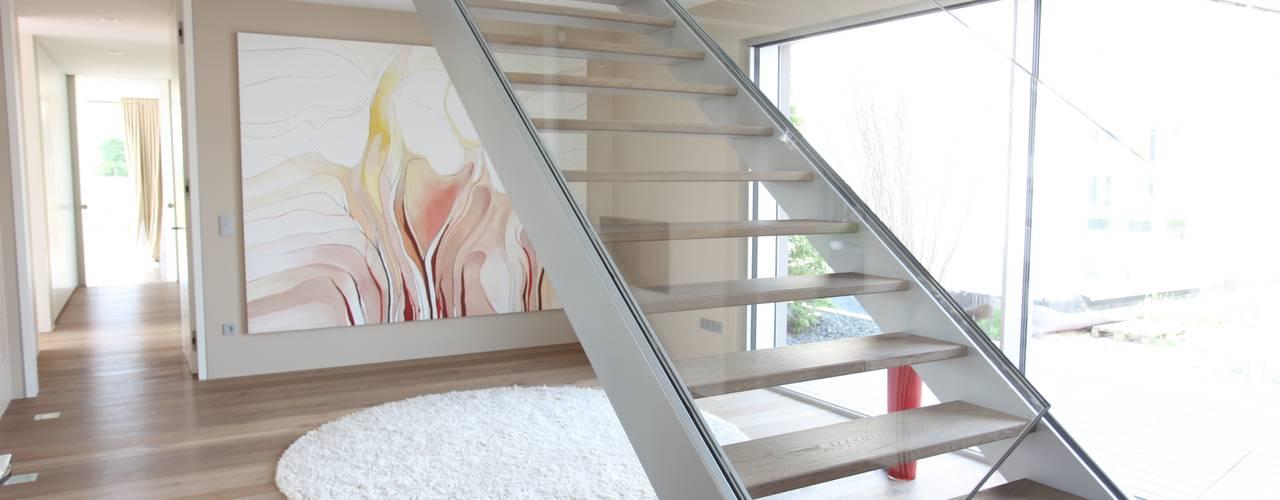 الممر والمدخل تنفيذ Neugebauer Architekten BDA