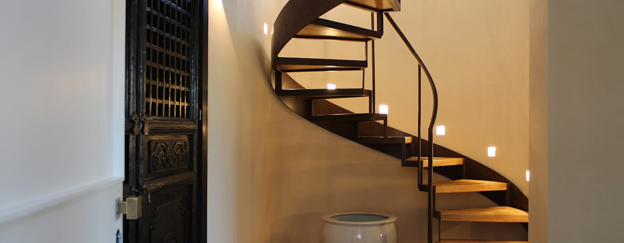 18 Excellent Designs For Interior Stairs In Small Houses