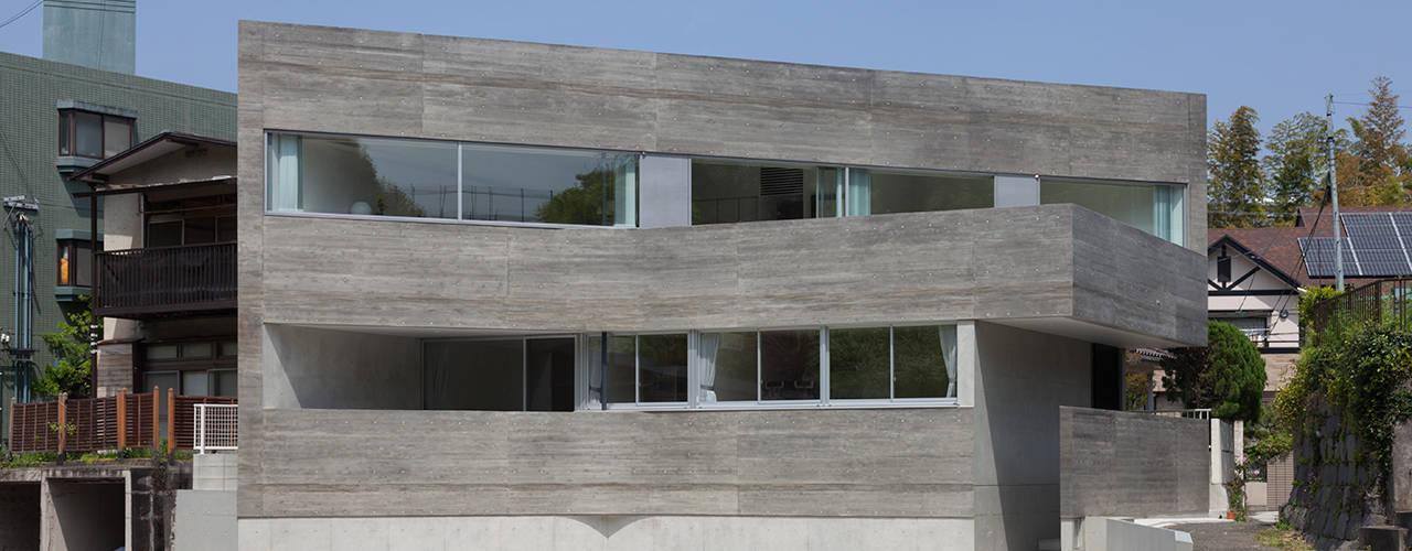 京町の家: TASS建築研究所が手掛けた家です。,モダン