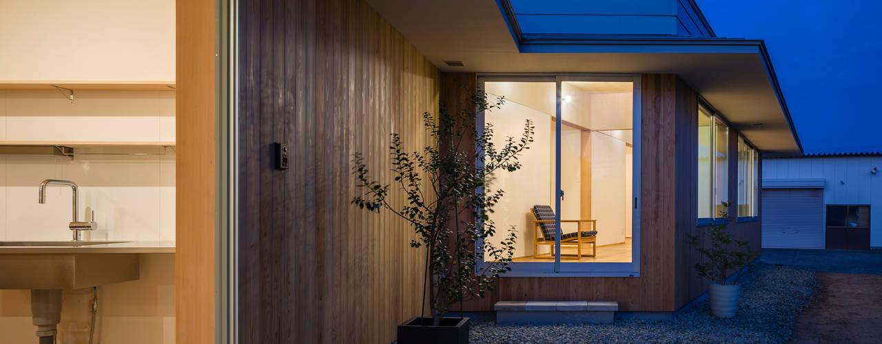 Houses by 矢内建築計画 一級建築士事務所