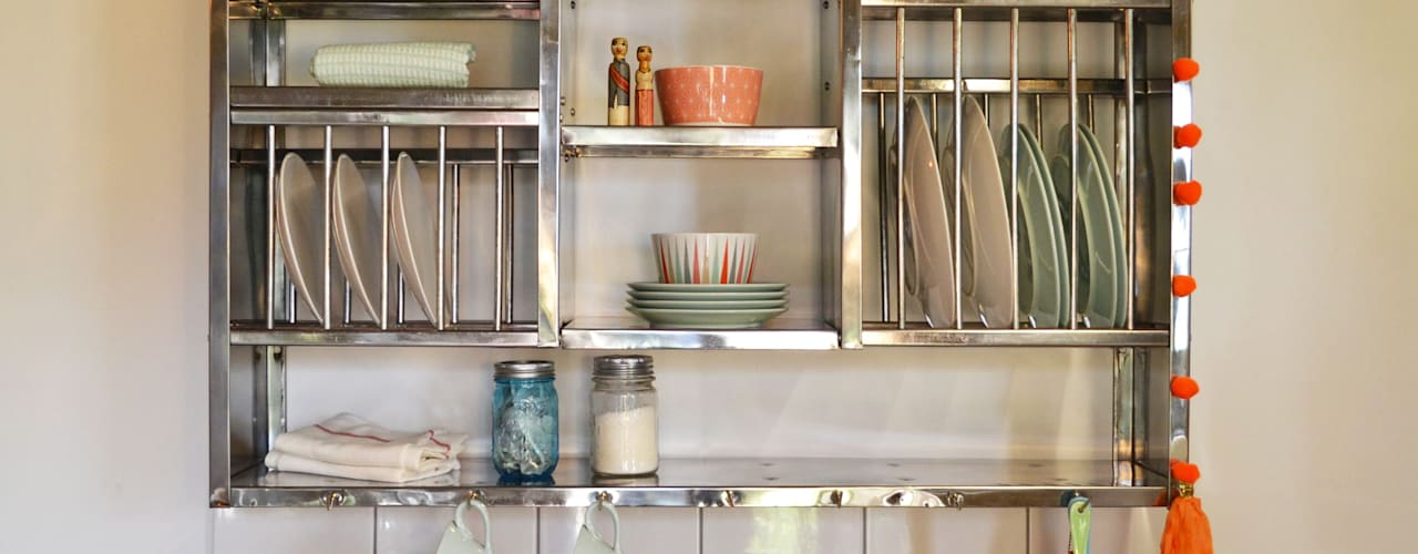 The Mighty Plate Rack par The Plate Rack Industriel