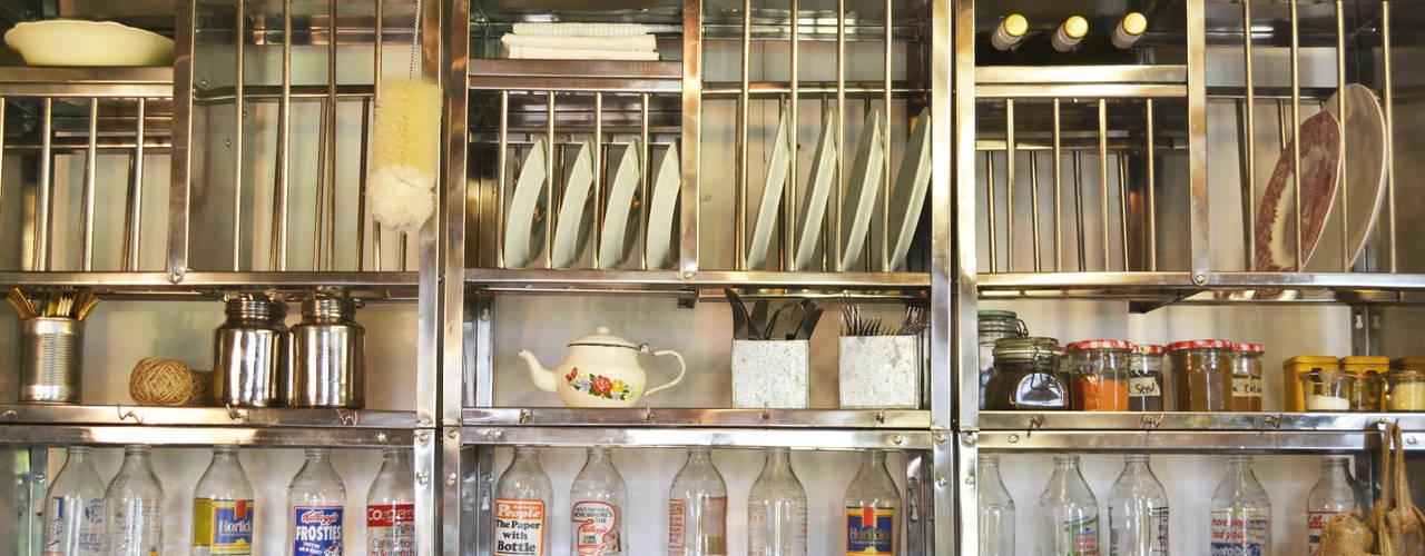 Stainless steel plate racks par The Plate Rack Industriel