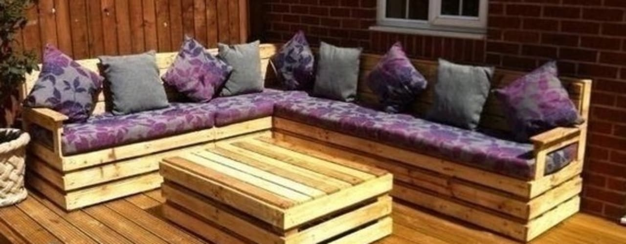de estilo  por Pallet furniture uk