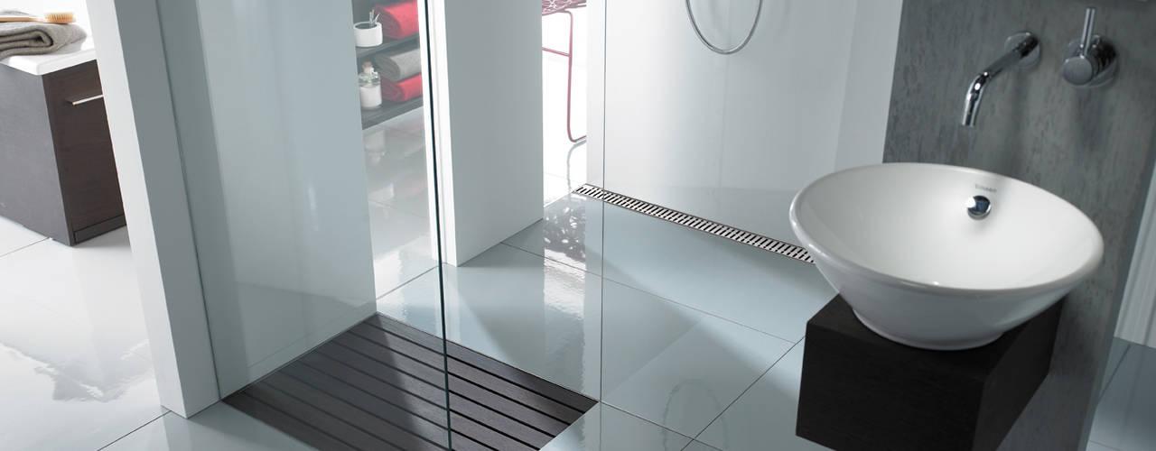 ACO ShowerDrain douchegoot & Walk-in:  Badkamer door ACO  BV