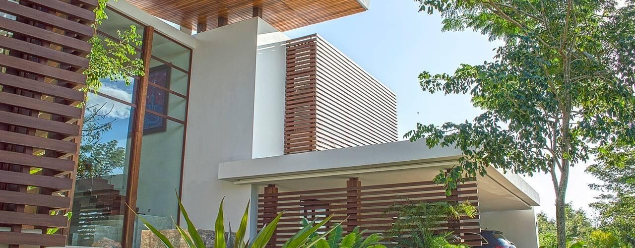 โดย Ancona + Ancona Arquitectos ทรอปิคอล