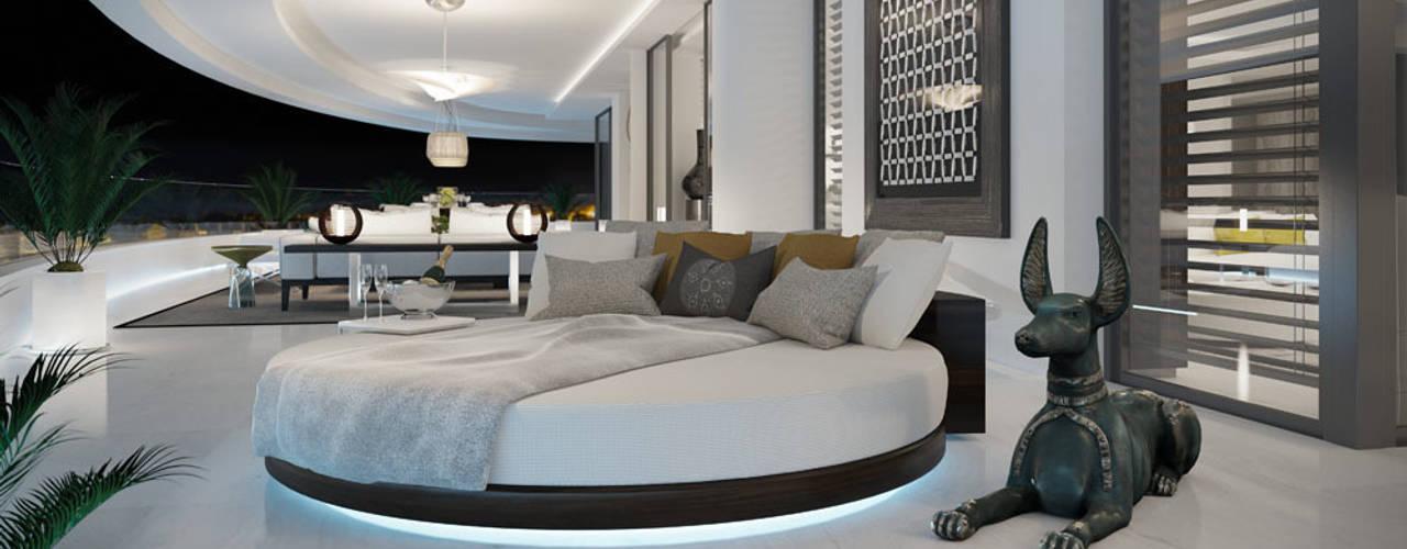 غرفة نوم تنفيذ care4home