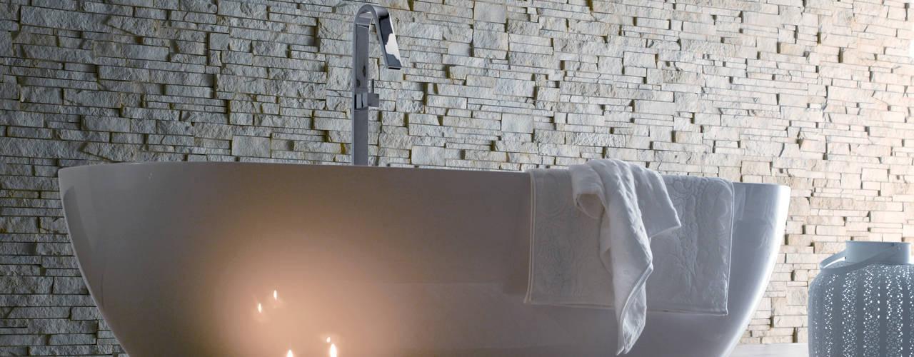 GINEVRA di VALPIETRA® per la sala da bagno Bagno moderno di VALPIETRA® Moderno