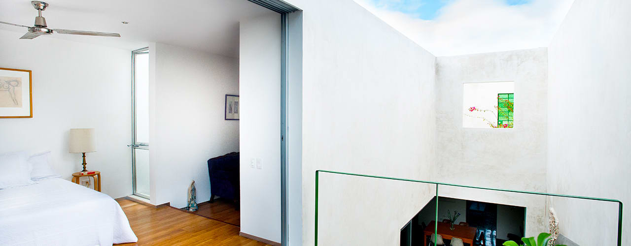 Modern Evler Taller Estilo Arquitectura Modern