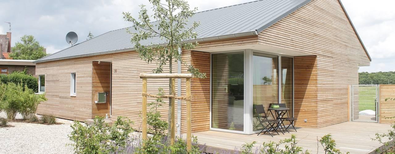 Casas de estilo  por Architekturbüro Griebel, Moderno