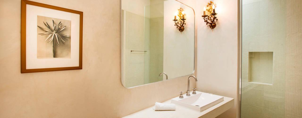 Taller Estilo Arquitectura Salle de bain coloniale