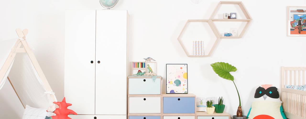 غرفة الاطفال تنفيذ wie ein KINO