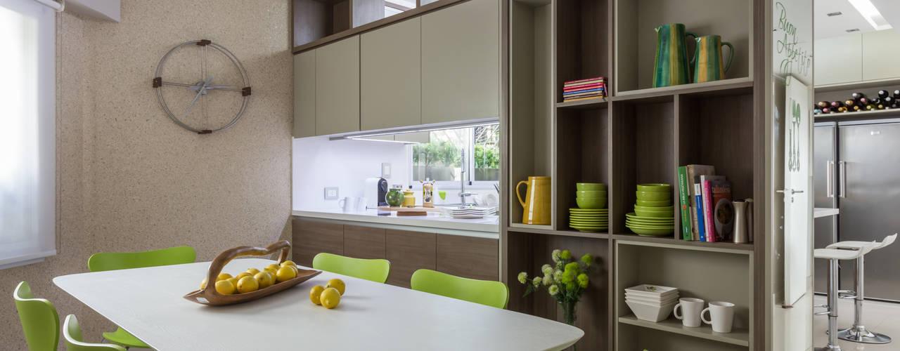 CASA BELGRANO: Cocinas de estilo  por GUTMAN+LEHRER ARQUITECTAS