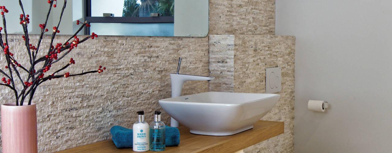 Baños de estilo  por Nicolas Tye Architects