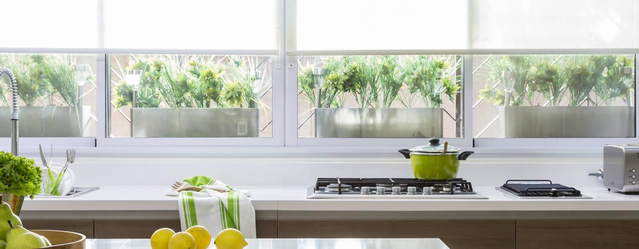 Keuken door GUTMAN+LEHRER ARQUITECTAS