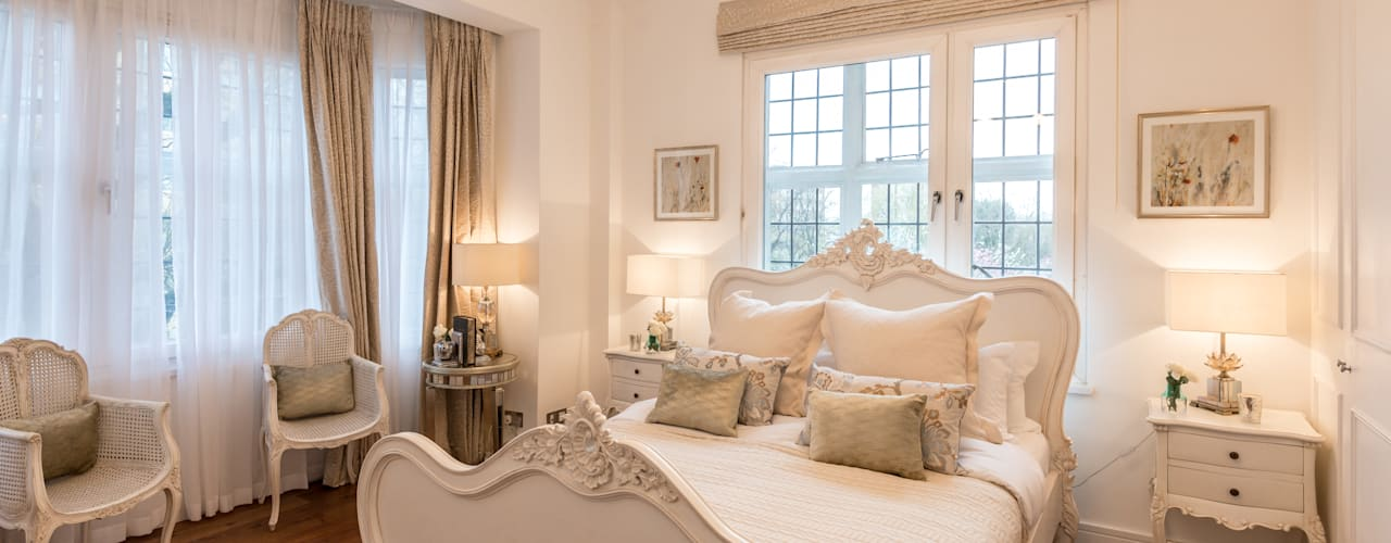 Interior Design : Wellington Court In:Style Direct Classic style bedroom